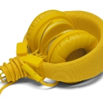 URBANEARS HEADPHONES. YELLOW.