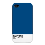 COQUE IPHONE 4 PANTONE. CASE SCENARIO. BLUE.