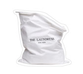 Sac de rangement en coton. THE LAUNDRESS.