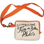 Camera case. © In printed cotton. 10x14 cm. 14 €. Fragonard. http://www.fragonard.com