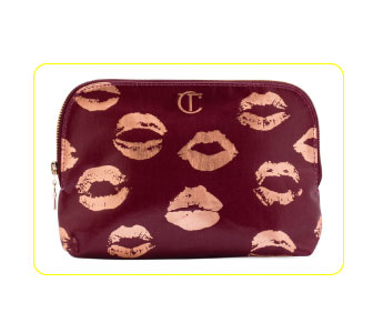 MAKE-UP CASE, CHARLOTTE TIBURY.