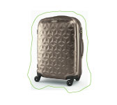 Samsonite suitcases Essensis.