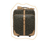 VALISE A ROULETTES MULBERRY.