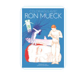 Ron Mueck Coloring book.