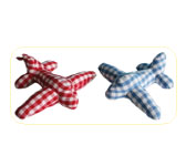 Plane cuddle toy by Pakhuis Oost