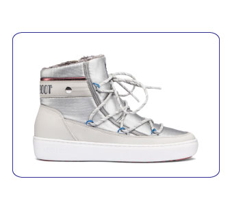 TYPE SNEAKERS, MOON BOOT PAR TECNICA.