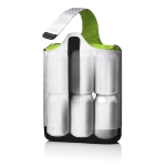 Icebag Cool Lunch. Menu. Equipped with a removable pocket refrigerant gel, a zip to ensure the maintenance of the cold and a handle to hook it everywhere. 35€ http://www.sabz.fr