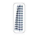 Tear towels in roll, washable Mydrap