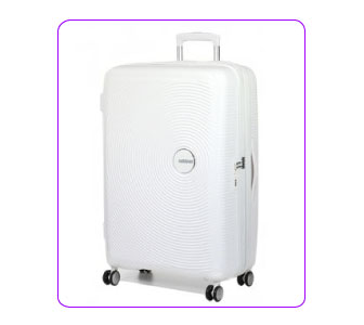 VALISE EXTENSIBLE, AMERICAN TOURISTER.