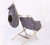 "Chaise portable ""NORDIC NOMAD CHAIR"" (DK)."