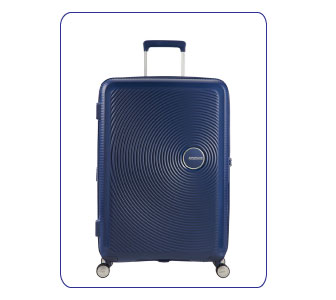 VALISE SOUNBOX, AMERICAN TOURISTER.