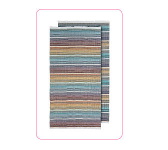 PLAID MULTICOLORE, MISSONI HOME.
