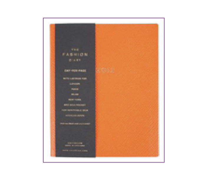 Agenda « Fashion » 2012. Smythson