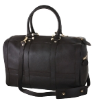 24H bag in black leather. 590 €. http://www.Matemonsac.com