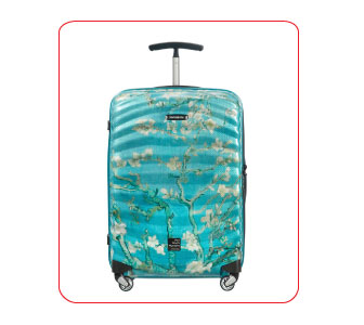 VALISE ALMOND BLOSSOM, SAMSONITE.