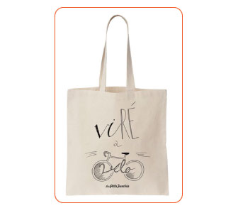 Ile de Ré Tote Bag by Les Petits Frenchies.