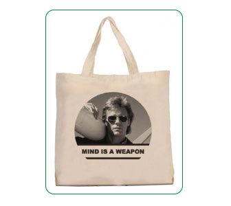 Mag Gyver Tote bag by Cool and the Bag.