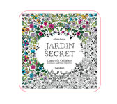 Secret Garden book  by Marabout.
