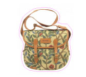 Morris print-reiver shoulder bag by Barbour.