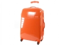 Cabine suitcase. Lipault. Nylon, ultra lightweight. 2.7 kg. 55x36x20 cm. 4 wheels. Available in several sizes and colours. 159 €. www.lipault.com