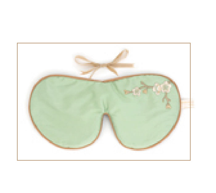 EYE MASK. HOLISTIC SILK.
