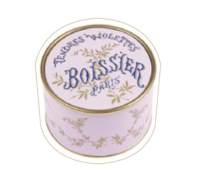 BOX OF SWEETS. BOISSIER.