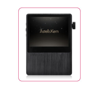 MUSIC PLAYER. ASTELL & KERN.
