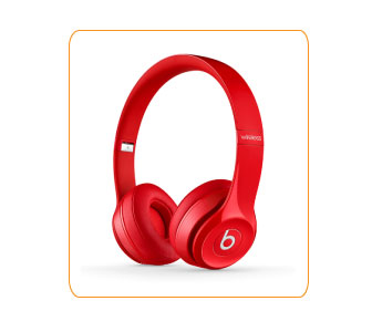 HEADPHONES. BEATS BY DR. DRE.