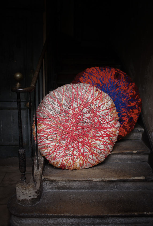 Sheila Hicks. The World of Pier Luigi Loro Piana. PLUME VOYAGE. @plumevoyagemagazine © Lisa CAMUS