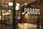 New Parisian hotels