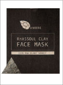 Ambre face mask, big. Courtesy of GoDoBe