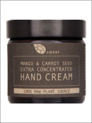 Ambre hand cream, big. Courtesy of GoDoBe