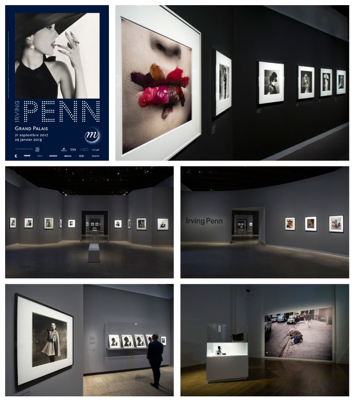 Oeuvres d'IRVING PENN AU GRAND PALAIS. PLUMEVOYAGE @plumevoyagemagazine © IRVING PENN