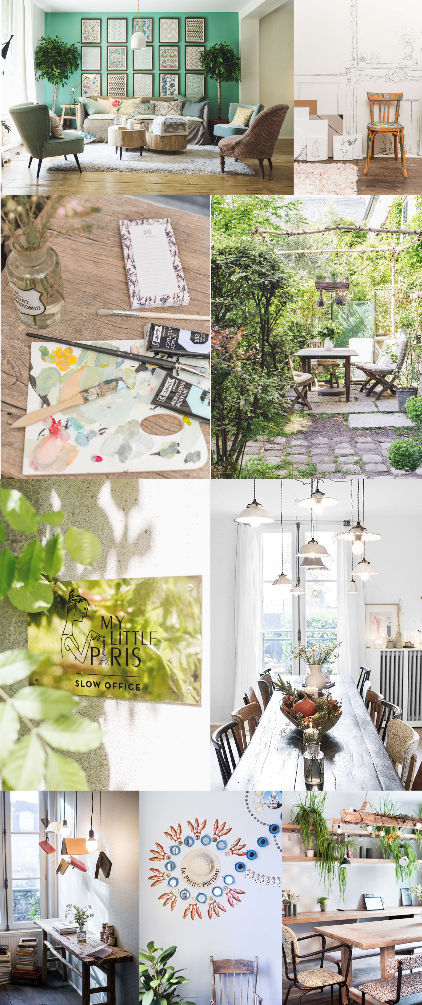 My Little Paris is opening its summer house in Montmartre