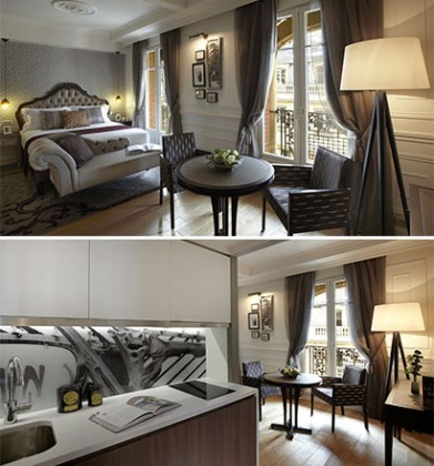 """Opening of the Citadines Paris Louvre Suites, the first Parisian """"Boutique Residence"""" by Ascott"""