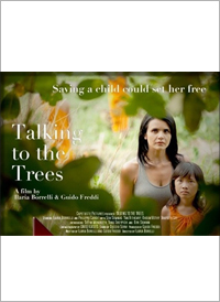 Talking to the trees, film par Freddi Guido et Ilaria Borrell