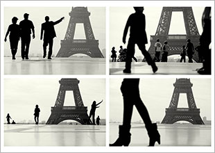 A master class with photographer Craig Easton at the InterContinental Paris