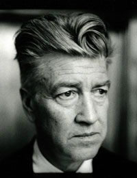 Exhibition «David Lynch, Small Stories» at the Maison européenne de la photographie, Paris: David Lynch © Richard Dumas