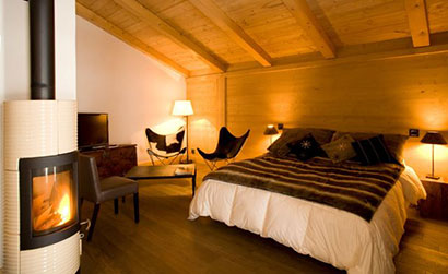 Personalized stays at Flocons de Sel