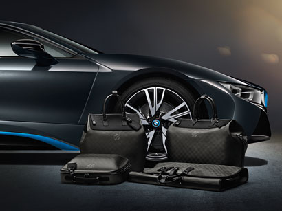 BMW et group de sacs Louis Vuitton