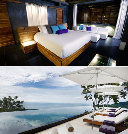 Kura Design Villas, endorsed on Pacific Voyageurs du Monde