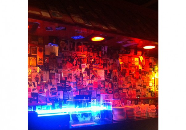 Le Bar Marilyn, L'Olympia, © Laurence Gounel