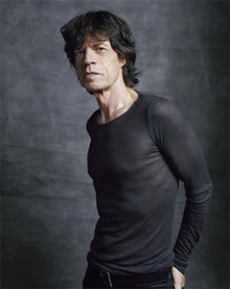Mick Jagger and Rufus Wainwright create a playlist for British Airways : credit Steven Klein