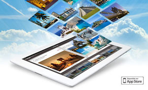 Voyageprive.com lance son application iPad