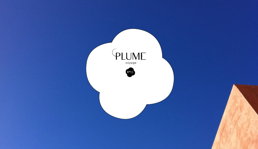 PLUME VOYAGE, the luxury of a light and immobile journey.