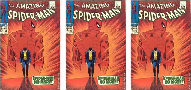 AMAZING SPIDER-MAN 50 (1967)