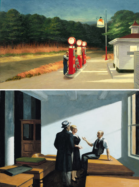 « Edward Hopper » au Grand Palais
