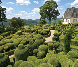 First Michelin guide devoted to parks and French gardens