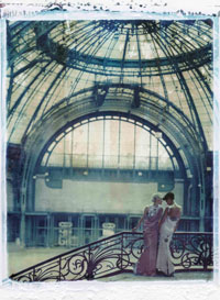 Paris Photo - Secret Times (Grand Palais I) Chanel Haute Couture, Grand Palais
