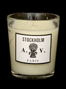 one of the latest creations of scented candle